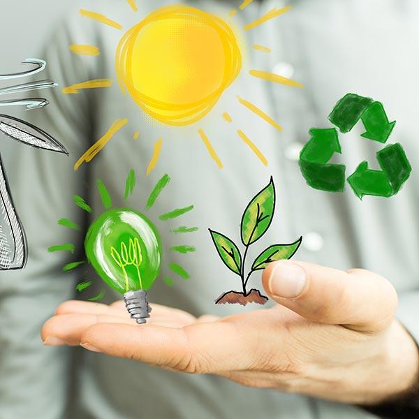 Optez pour les énergies renouvelables !